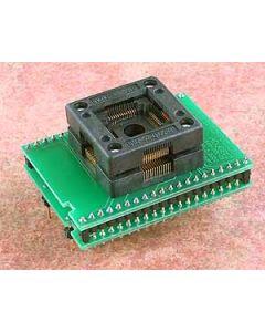 DIL40/MQFP52 ZIF ADuC812