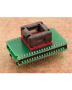 DIL40/PLCC28 ZIF AWM-1