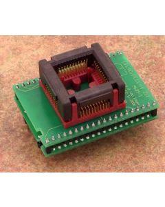 DIL40/PLCC44 ZIF AWM-1