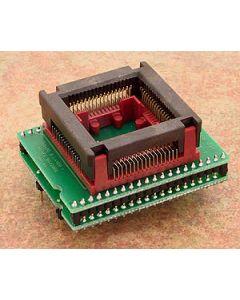 DIL40/PLCC68 ZIF DS87C550