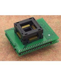 DIL40/TQFP100 ZIF PIC-2