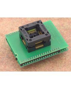 DIL40/TQFP80 ZIF PIC-2