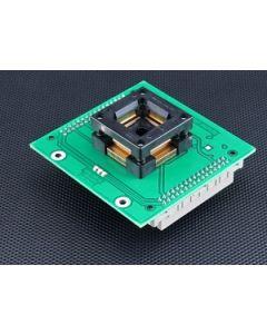 AP1 QFP100-1 ZIF MSP430