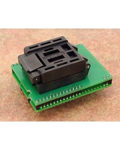 DIL28/QFP52 ZIF-CS SX52